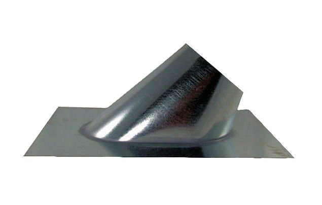 B-Vent Pipe Flashing - Adjustable 7-12/12 Pitch