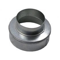 Duct Increaser / Reducer - Galvanized