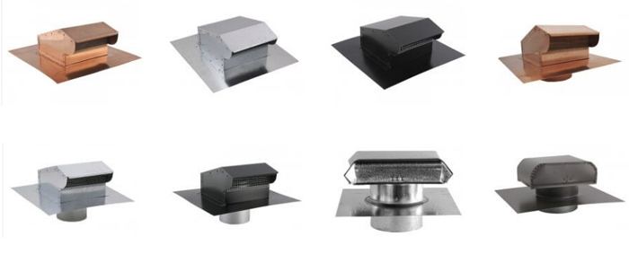 Piped Exhaust Vent - Buy Online