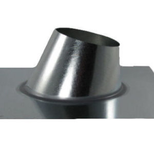 Pipe Flashing - Adjustable 0-6/12 Pitch-0
