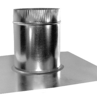 Round Vent Base – Flat Roof-0