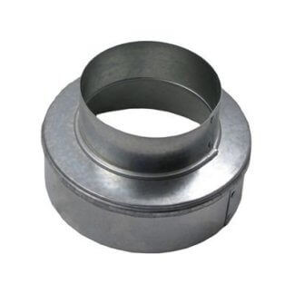Duct Increaser / Reducer - Galvanized-0