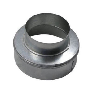 Duct Increaser / Reducer - Aluminum-0